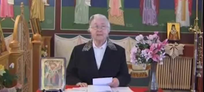 Aγρίνιο: η κυρία Ουρανία έγινε viral- Οδηγίες για savoir faire στην Εκκλησία