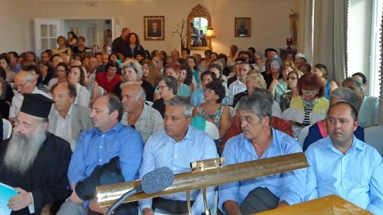 Πλήθος πολιτών στις ημερίδες της Περιφέρειας για την άνοια και τη νόσο Αλτσχάιμερ