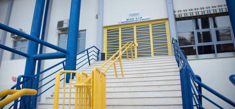 Από τις 10.00 το πρωί αύριο Παρασκευή ανοιχτά τα εκδοτήρια στο γήπεδο του Παναιτωλικού