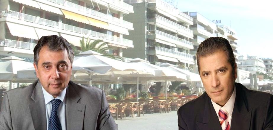 Πατούλης και Κορκίδης εναντίον φοροεπιδρομής σε επιχειρήσεις και… «στον καφέ των αδυνάμων»