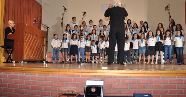 Δήμος Ναυπακτίας:εγγραφές για την Δημοτική προ-παιδική και παιδική χορωδία