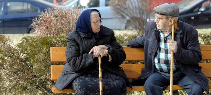 Ερημη χώρα η Ελλάδα το 2050- Μεσήλικες και γέροντες 1 στους 3