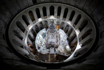 Στο φως ο τάφος του Χριστού από Έλληνες επιστήμονες