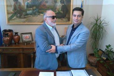 Κουρουμπλής: Τι συζήτησα με τον δήμαρχο Αγρινίου