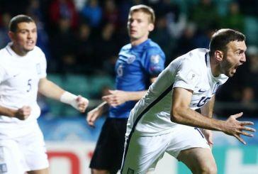 Εσθονία – Ελλάδα 0-2