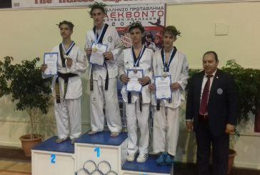 Aκόμη ένα μετάλλιο ο Τίτορμος για το Αγρίνιο στο πανελλήνιο πρωτάθλημα ΤΑΕΚΒΟΝΤΟ