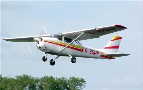 Έρευνα για Cessna που χάθηκε στα Καλάβρυτα