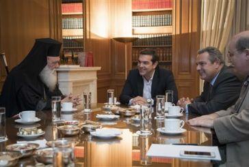 Αρχιεπίσκοπος: «Λύθηκαν οι παρεξηγήσεις» με την κυβέρνηση
