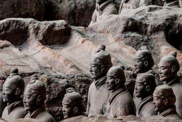 Ο διάσημος «Πήλινος Στρατός» στην Κίνα δημιούργημα Ελλήνων γλυπτών