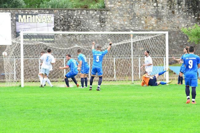 Ήττα εντός έδρας ο Αμφίλοχος 0-1 από τον ΑΟ Χάλκειας