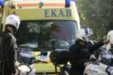 Αυτοκίνητο έπεσε σε στάση λεωφορείου στη Μεταμόρφωση – Ένας νεκρός, τρεις τραυματίες