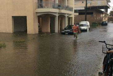 Μεσολόγγι: ακόμη να αποζημιωθούν οι επιχειρήσεις για τις  πλημμύρες του 2016