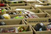 Διανομή προϊόντων σε δικαιούχους ΤΕΒΑ στον Δήμο Ναυπακτίας