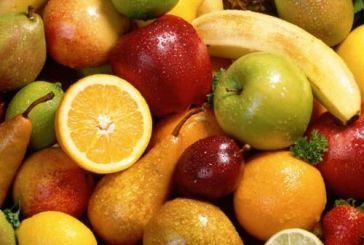 Διανομή φρούτων στους δικαιούχους του Κοινωνικού Παντοπωλείου Αγρινίου