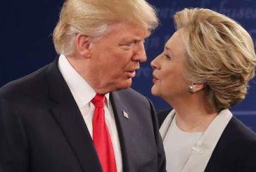Μετωπική Τραμπ -Κλίντον χωρίς ξεκάθαρο νικητή -Τα highlights της δεύτερης τηλεοπτικής αναμέτρησης