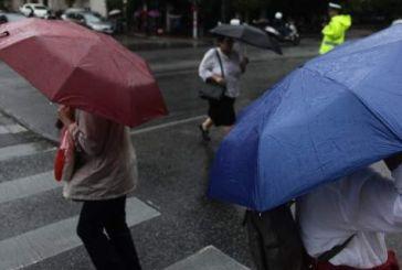 Έκτακτο δελτίο επιδείνωσης του καιρού με βροχές και χαλάζι στη Δυτική Ελλάδα