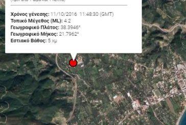 Δίπλα από σπίτι στη Ναύπακτο το επίκεντρο της δόνησης – οι εκτιμήσεις των σεισμολόγων