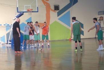 Προετοιμάζεται ο Α.Ο. Αγρινίου ενόψει Καστοριάς