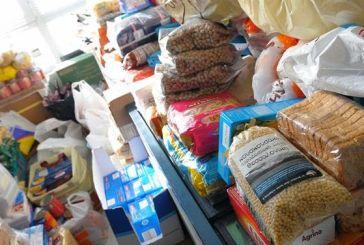 Συγκέντρωση τροφίμων για το Κοινωνικό Παντοπωλείο του Δήμου Ι.Π. Μεσολογγίου