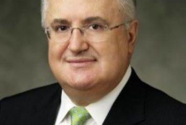 Ο Αιτωλοακαρνάνας  νέος πρόεδρος της Τράπεζας Πειραιώς
