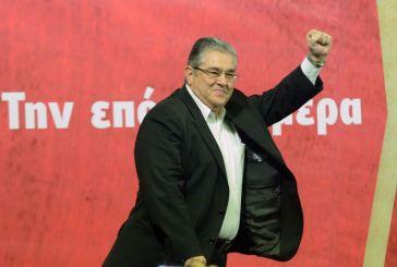 Ομιλία Κουτσούμπα στο Αγρίνιο και άλλες δράσεις του ΚΚΕ