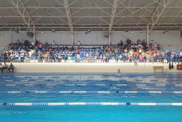 Περιφερειακοί αγώνες κολύμβησης στο ΔΑΚ Αγρινίου