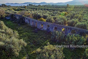 Βίντεο: το ρωμαϊκό υδραγωγείο στη Σταμνά