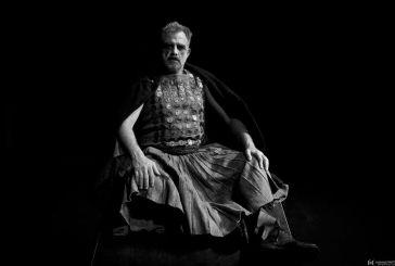 """Ο Πασχάλης Τσαρούχας ως """"Ληστής"""" στο Αγρίνιο"""