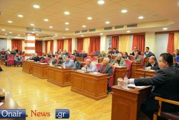 Την Πέμπτη η συνεδρίαση του Δημοτικού Συμβουλίου Μεσολογγίου