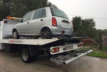 Δύο (ακόμη) εκτροπές οχημάτων στο 6ο χλμ Αμφιλοχίας – Βόνιτσας