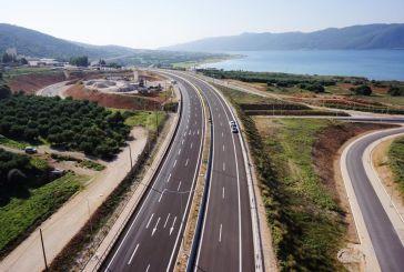 Στα 6,98 δισ. ευρώ η τελική δαπάνη των πέντε αυτοκινητόδρομων