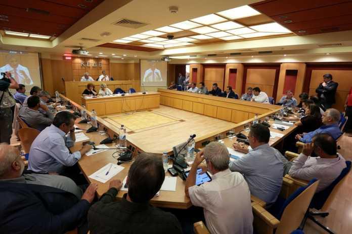 Έκτακτη συνεδρίαση του Δ.Σ. της Κ.Ε.Δ.Ε. για τα ταμειακά διαθέσιμα των δήμων