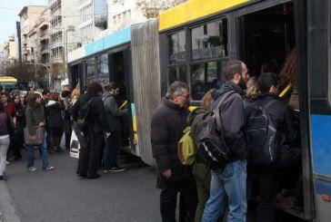 Προσλήψεις 800 ατόμων στις αστικές συγκοινωνίες προανήγγειλε ο Σπίρτζης