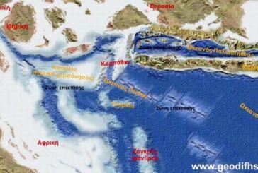 Μοναδικά και σημαντικά για τον Ελλαδικό χώρο Παλαιοντολογικά ευρήματα στις δυτικές ακτές της Αιτωλοακαρνανίας
