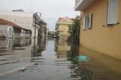 99 δικαιούχοι οικονομικής ενίσχυσης από τις πλημμύρες τoυ Οκτωβρίου 2016 στο Δήμο Μεσολογγίου