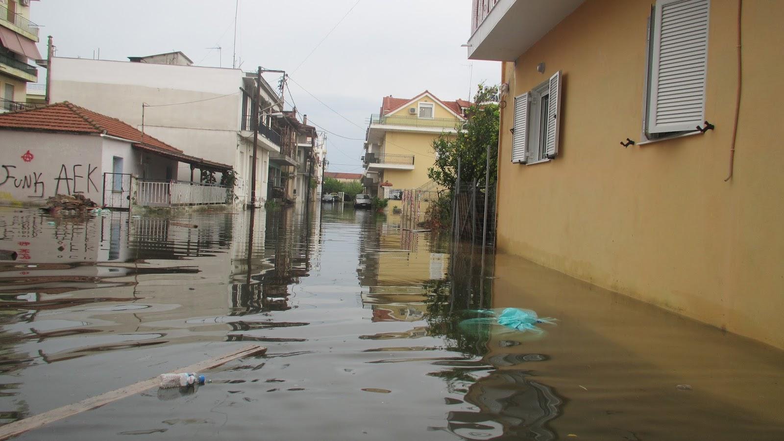 Δήμος Μεσολογγίου: έγκριση Χαρίτση για την  χρηματοδότηση της αποκατάστασης ζημιών από τα  καιρικά φαινόμενα