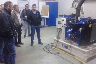 Εκπαιδευτική επίσκεψη σε εταιρίες από τον σύνδεσμο εργοληπτών ηλεκτρολόγων Αιτωλοακαρνανίας