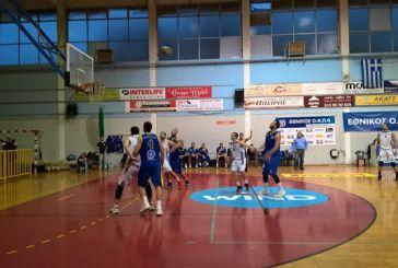 Α2 Μπάσκετ: Εντός έδρας νίκη για τον Αίολο Αστακού (80-74) κόντρα στο Ψυχικό