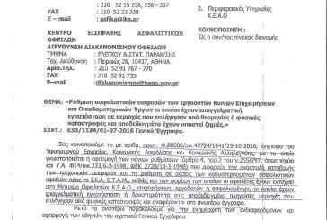 ΣΥΡΙΖΑ Μεσολογγίου: να εκδοθεί άμεσα η ΚΥΑ για την οριοθέτηση πληγεισών περιοχών