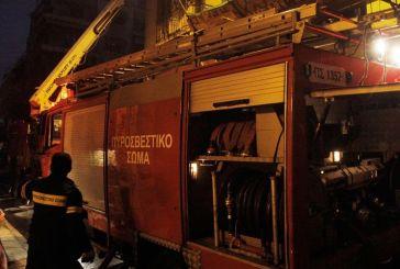 Συναγερμός στην πυροσβεστική για φωτιά στην περιοχή του Σταδίου