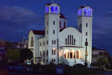 Στολίδι μετά τις εργασίες η εκκλησία της Αγίας Βαρβάρας