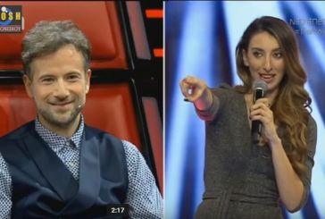 Κουβέντα για το Αγρίνιο στο  «The Voice»! (video)