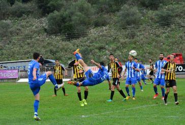 Νίκη  1-0 για τον Αμφίλοχο επί του ουραγού  Άρη Αιτωλικού