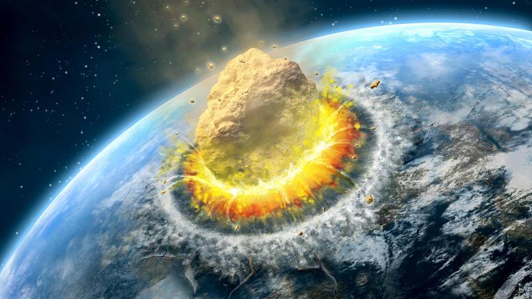 Αν μας πέσει κομήτης….χαθήκαμε! Η ΝΑΣΑ προειδοποιεί
