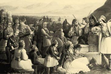 Η πρώτη ελεύθερη ( και χιονισμένη;) Πρωτοχρονιά στο  Βραχώρι ( Αγρίνιο).