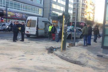Έξι σοβαρά τραυματίες σε τροχαίο στη Συγγρού