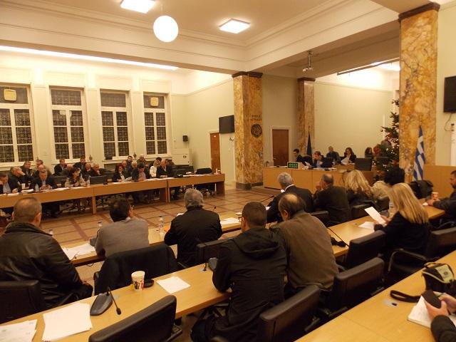 Δείτε το δημοτικό συμβουλίου Αγρινίου-Πληθώρα θεμάτων εκτός ημερήσιας διάταξης
