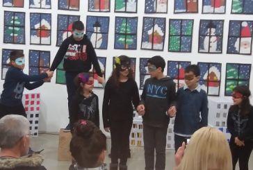 """Κέρδισε τις εντυπώσεις ο """"Ευτυχισμένος Πρίγκιπας"""" από το Παιδικό Θεατρικό Τμήμα Καλυβίων"""