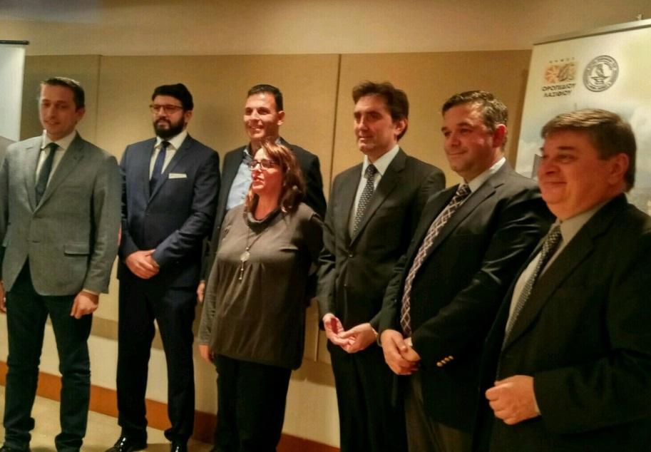 Bραβείο «Ευρωπαϊκής Επιχειρηματικής Περιφέρειας για το 2017» στη Δυτική Ελλάδα