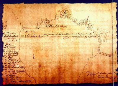 σκίτσο-του-για-την-κατασκευή-των-οχυρώσεων-27-Δεκεμβρίου-1825